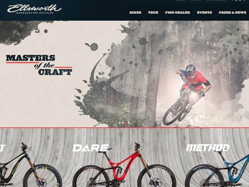 Ellsworth Website Design