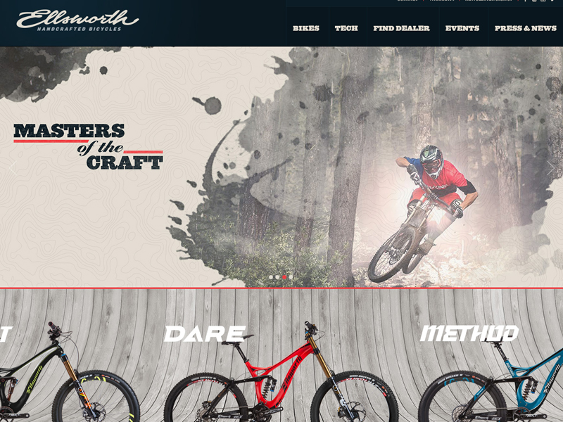 Ellsworth Website Design