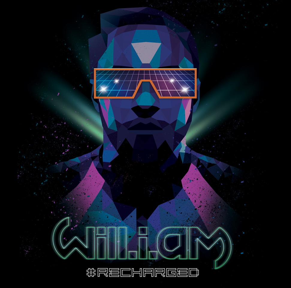 graphic design for will.i.am