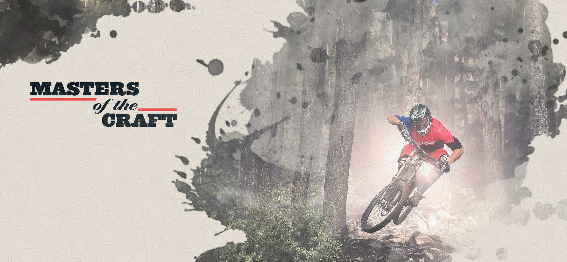 Ellsworth bike graphics website design