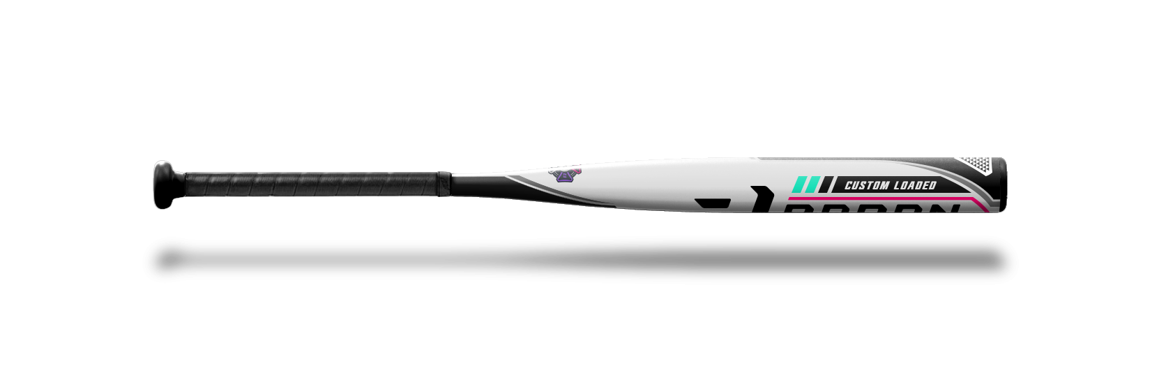 Fastpitch bat graphics softball design
