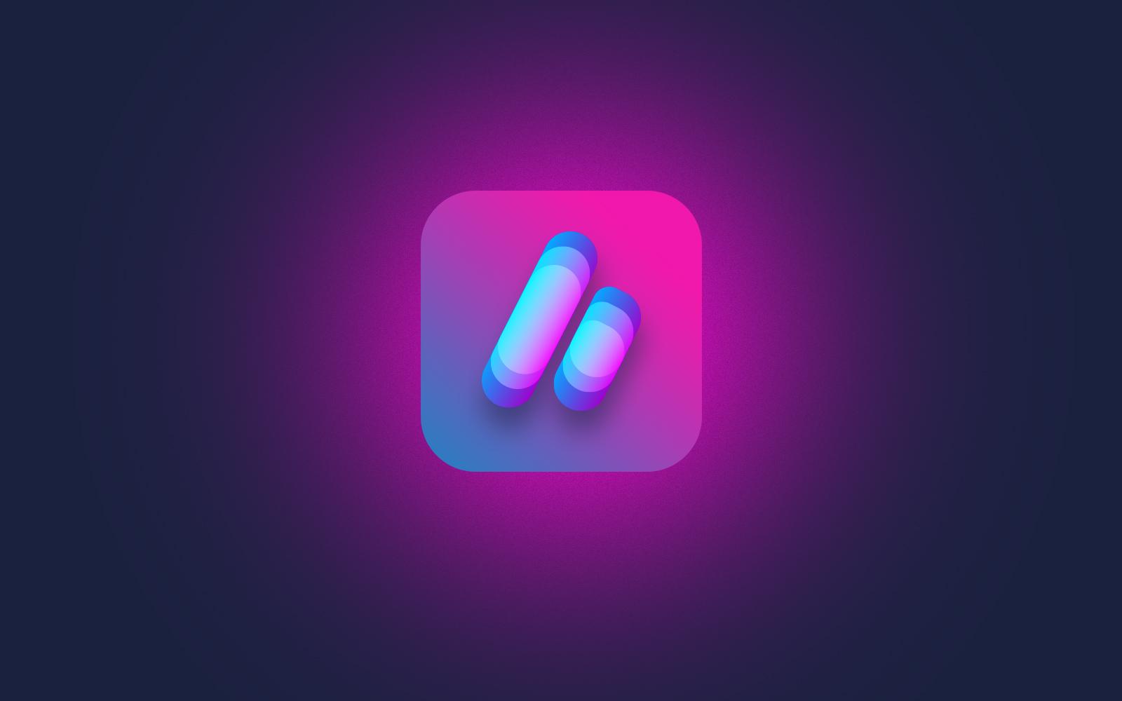 App Logo AR Holo