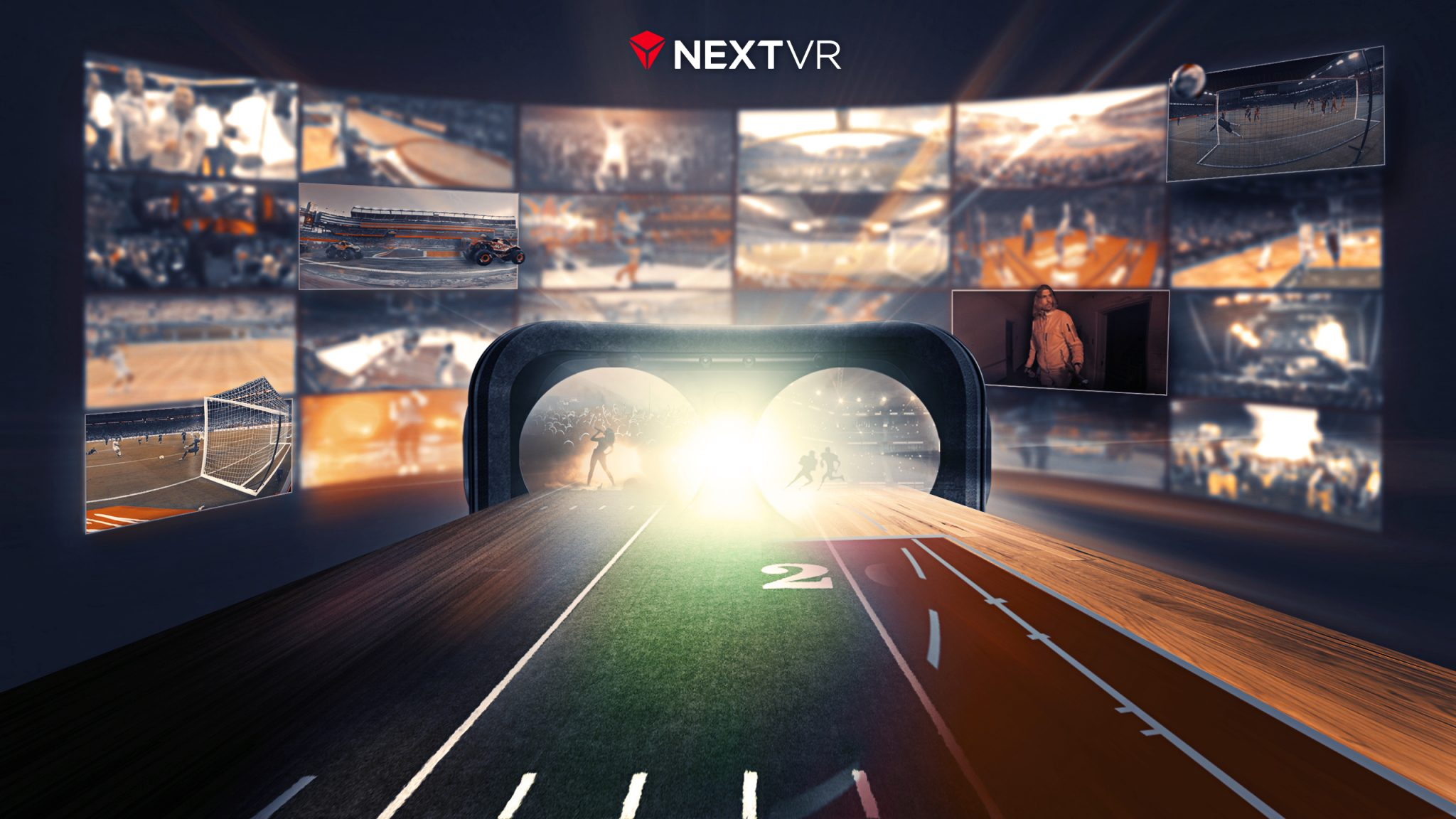 VR graphics