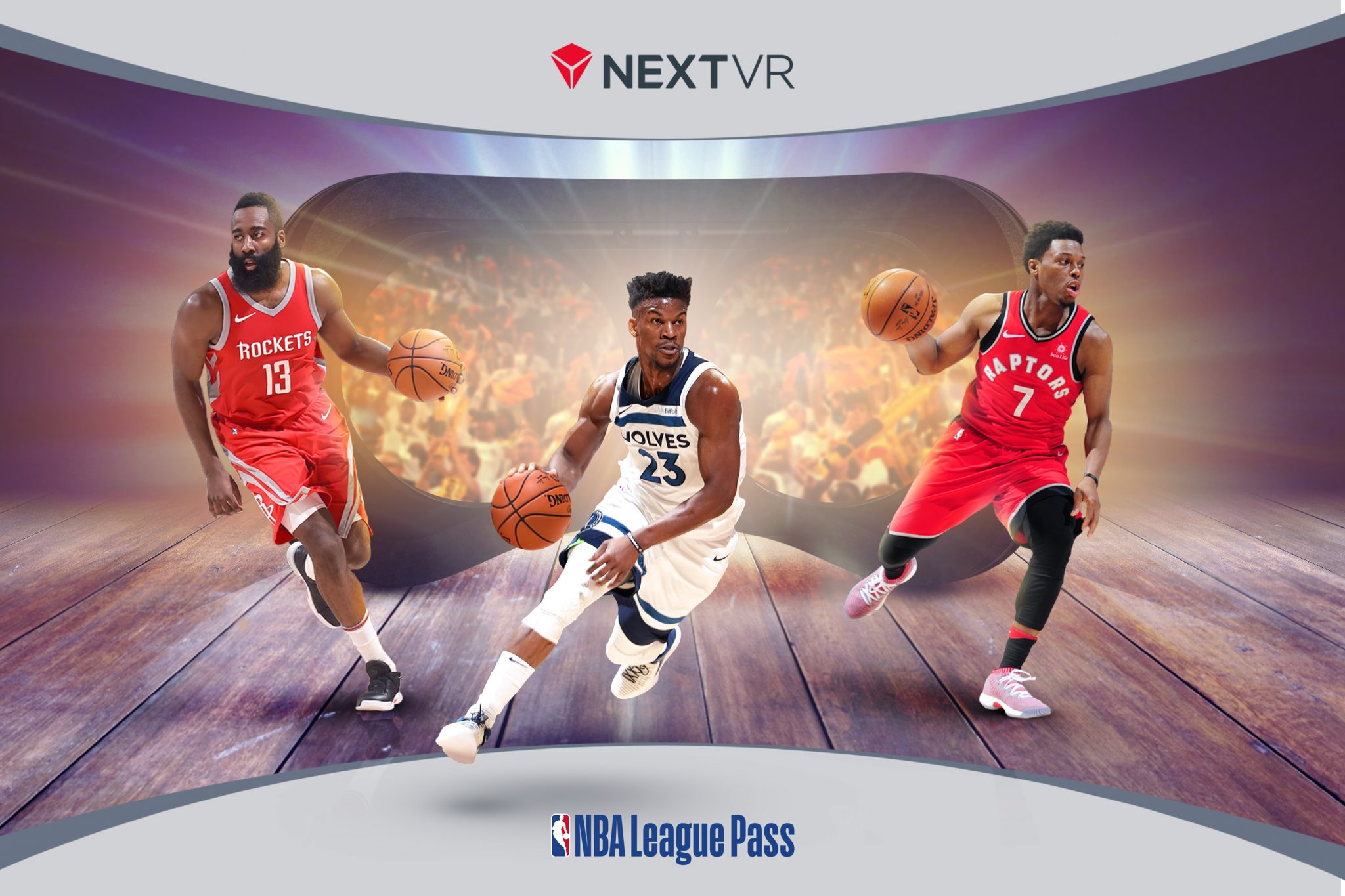 NBA VR Graphics