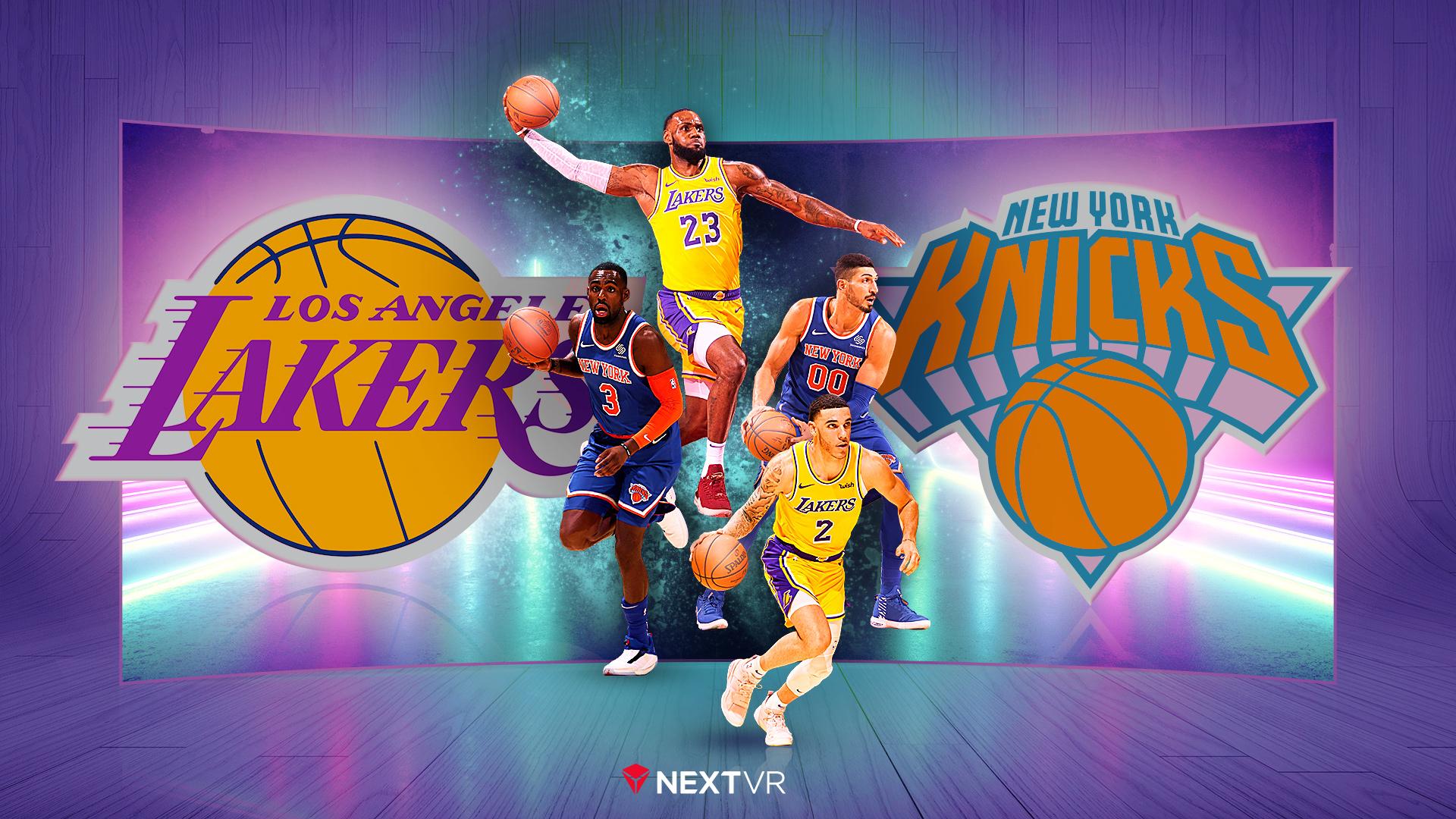 NBA in VR